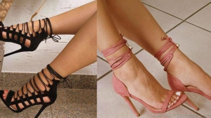 topuklu ayakkabi modelleri