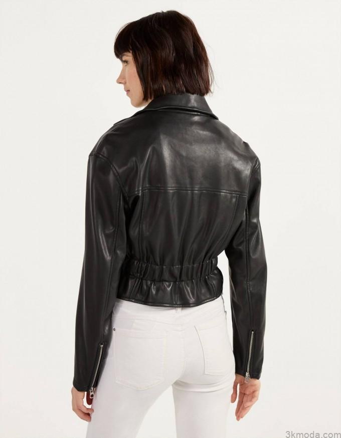 bershka ceket modelleri 1