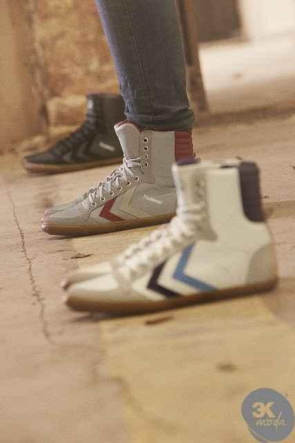 hummel ayakkabi 2013 6 Hummel ayakkabı modelleri 2013