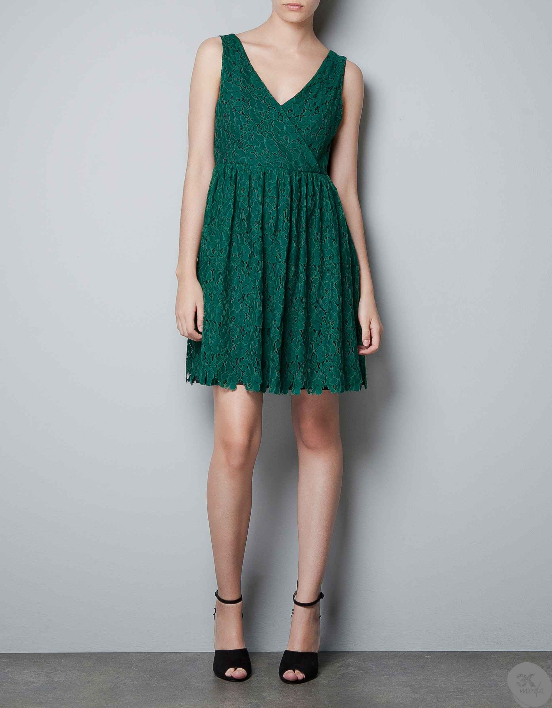 Zara Elbise Modelleri 2013