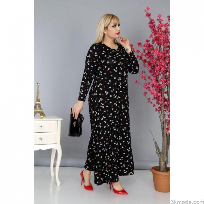 buyuk beden elbise modelleri2