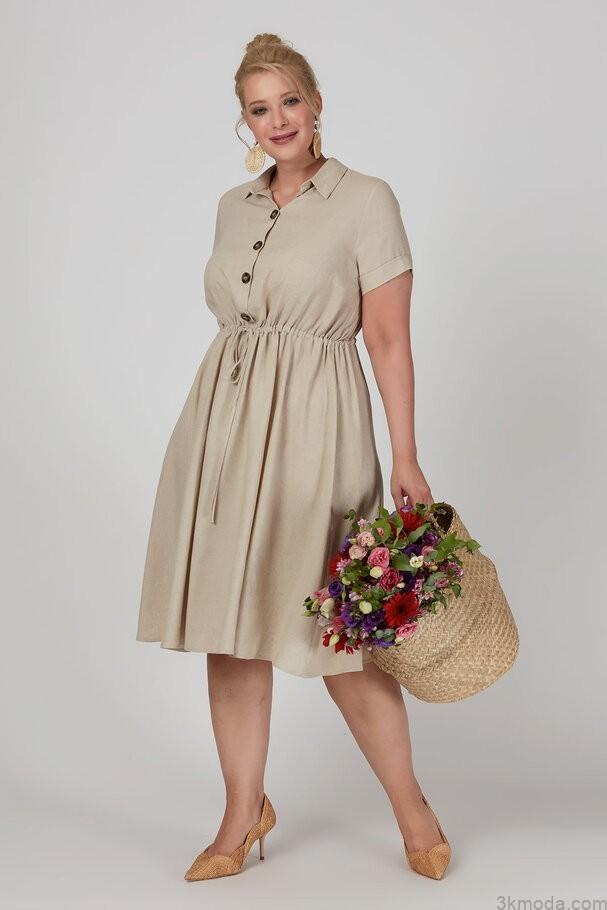 buyuk beden elbise modelleri3