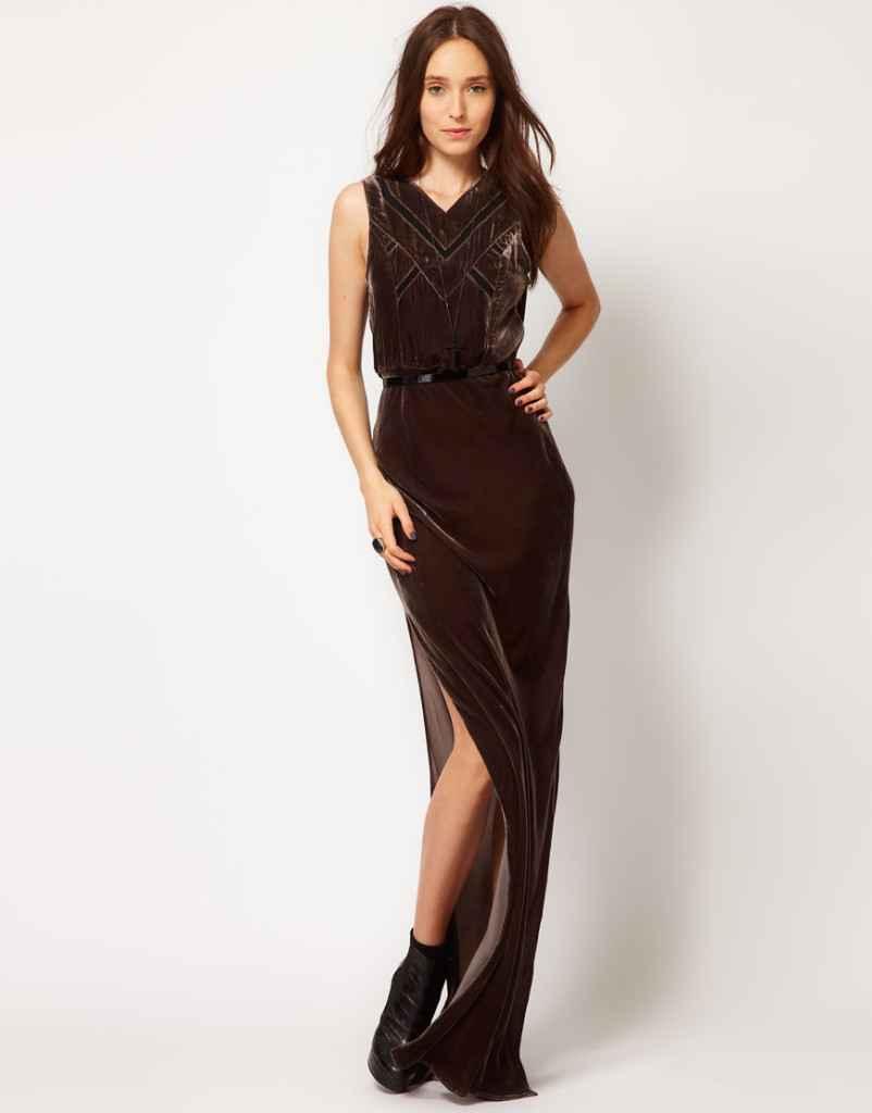 kadife elbise 2013 16 802x1024 Kadife elbise modelleri 2013
