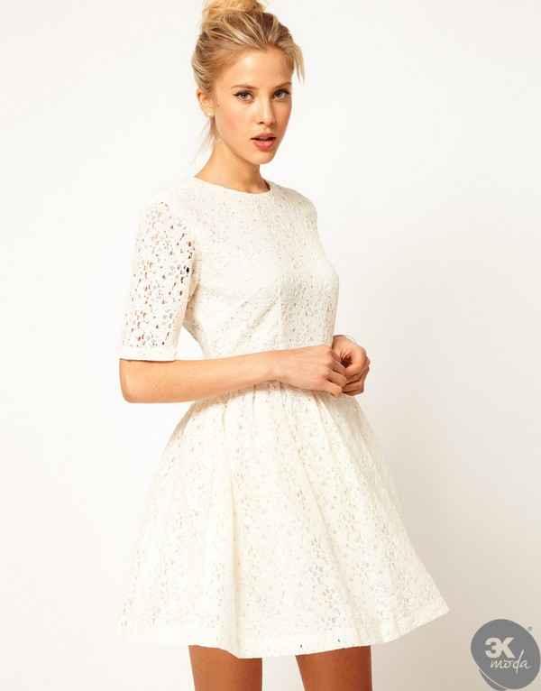 Mezuniyet Elbise Modelleri 2013
