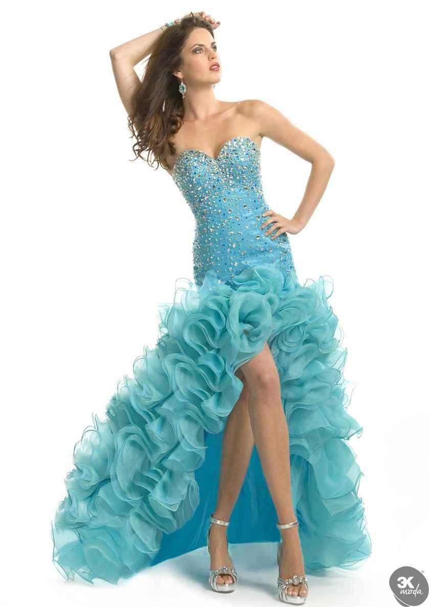 Fotos 2013 arkas uzun elbise abiye modelleri picture -  N K Sa Arkas Uzun Abiyeler