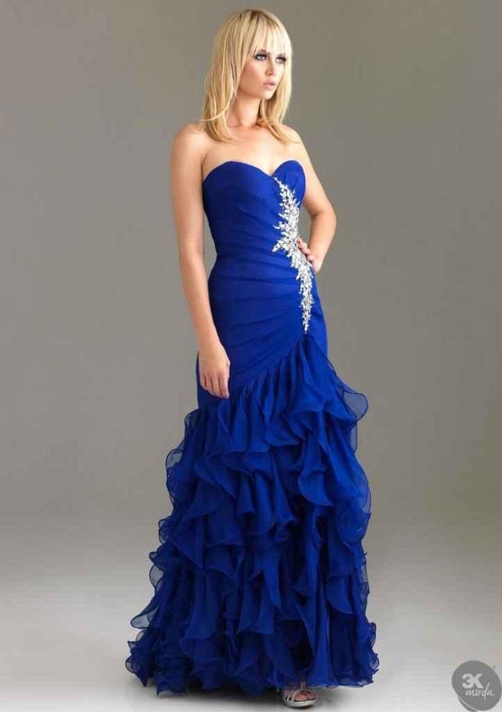 Şifon elbise modelleri 2013