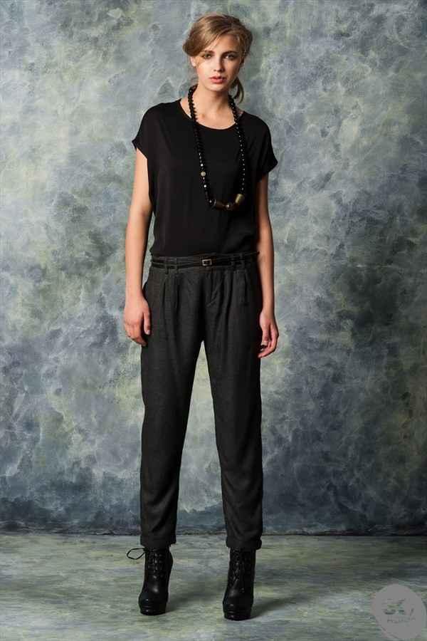 zara pantolon 2013 18 Zara pantolon modelleri