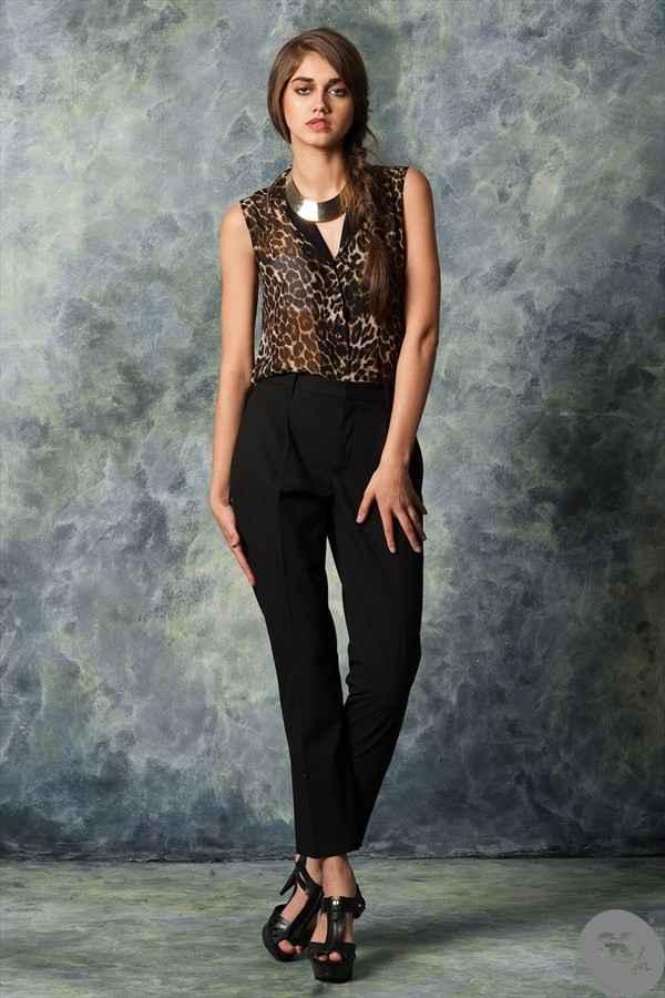 zara pantolon 2013 9 Zara pantolon modelleri