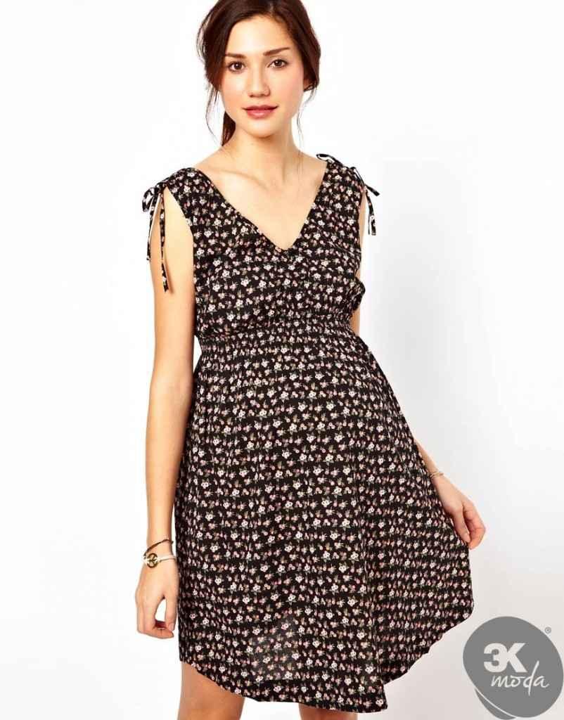 En Moda Elbise Modelleri
