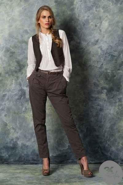 Zara Pantolonlar 2014