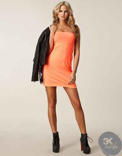 353551f05e5c1 Mini gece elbisesi modelleri 2014 | 3K Moda