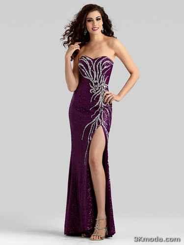 En Son Moda Abiye Modelleri 2014