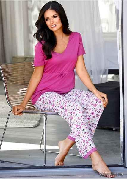 Pijama Modelleri 2014