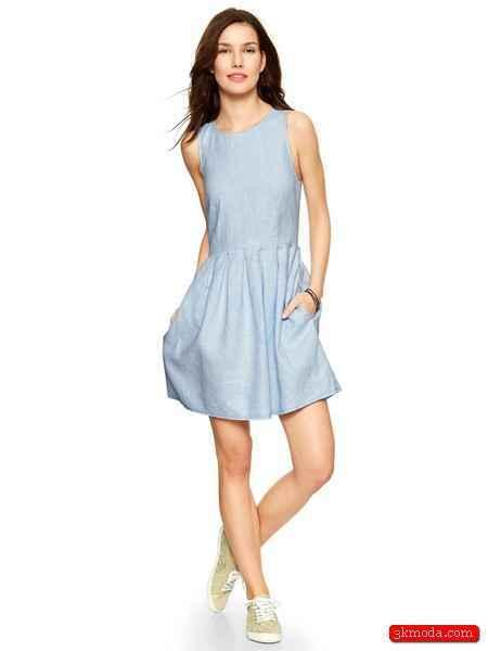 Gap Yazlık Elbise Modelleri