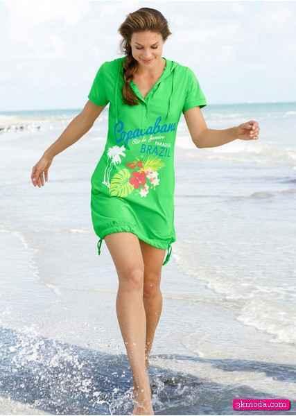 2014 Yazlık plaj elbiseleri