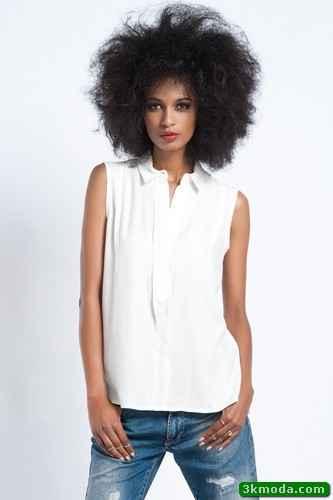 Beyaz Yazlık Body Modelleri