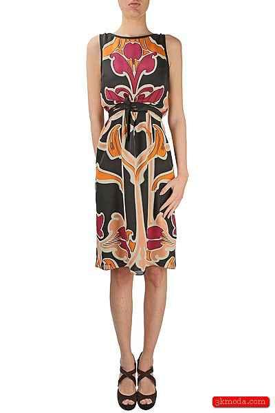 Gucci Yazlık Elbise Modelleri 2014