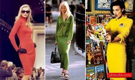 Yeni moda akımı 90 lar geri dönüyor?
