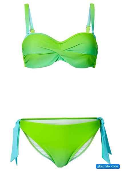 Yeşil Yazlık Mayo Modelleri