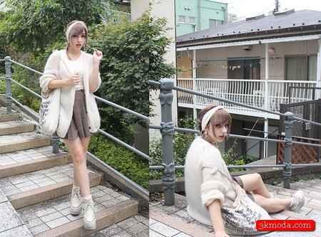 2014 2015 Sokak modası trendleri