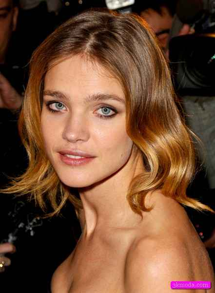 Dalgalı Saç Modelleri 2015
