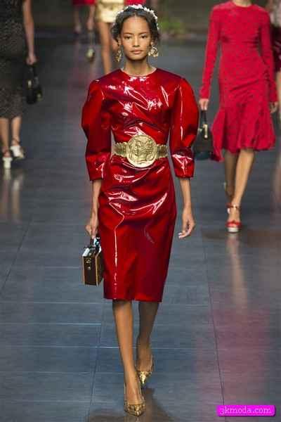 Dolce Gabbana İlkbahar Yaz Defilesi 2015