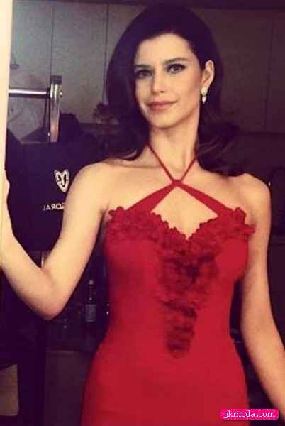 En Güzel Beren Saat Elbise Modelleri 2014