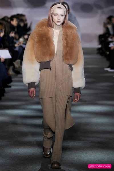 2014-2015 Marc Jacobs Sonbahar Kış Kreasyonu defilesi
