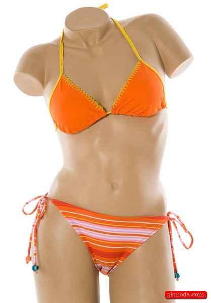 Sarı Bikini Modelleri 2014