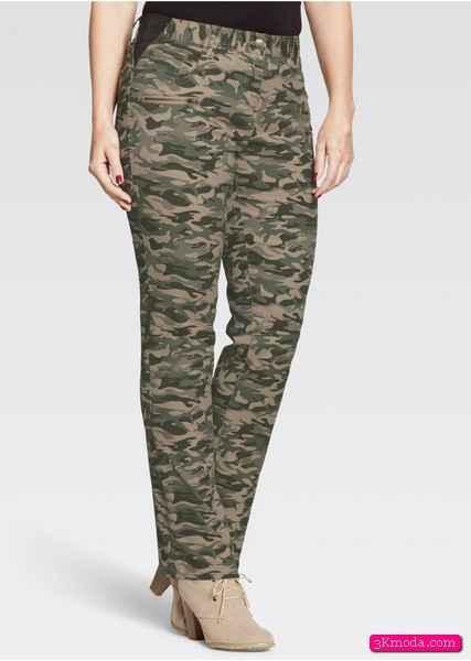 Fazla kiloları gizleyen pantolon modelleri