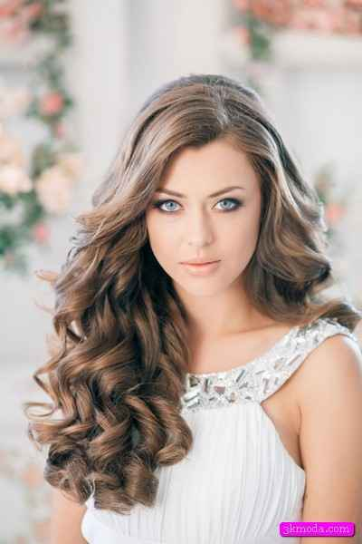 2015 Gelin Saçı Modelleri