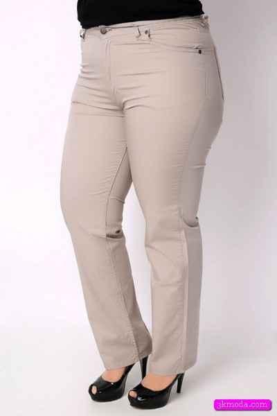 Geniş basenli bayanlara yakışan pantolon modelleri