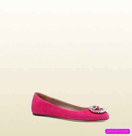 Gucci 2014-2015 sonbahar kış ayakkabı modelleri