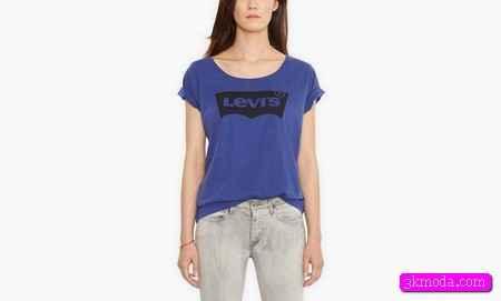 Levis Bluz Modelleri