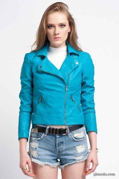 2015 Deri ceket modelleri