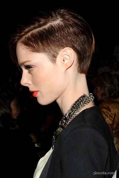 2015 Sonbahar Kış Bayan Kısa Saç Modelleri