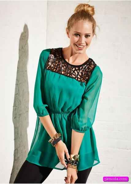 Мода 2015 Туники С Доставкой