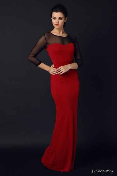 Yılbaşı gecesi için elbise modası
