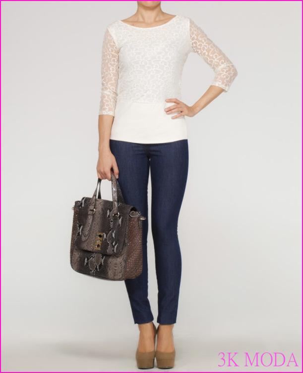 kolları desenlı Adil-Işık-Bluz-Modelleri - Evlilik Vitrini