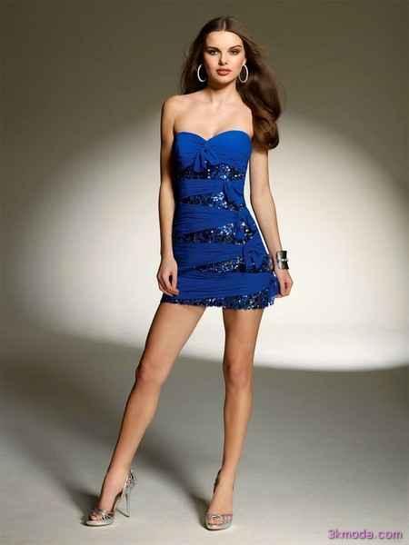 Gece Elbiselerinde Yeni Trendler-10