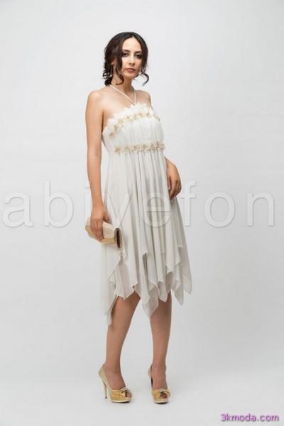 1a551decbe17b İp Askılı Elbise Modelleri 2015 | 3K Moda