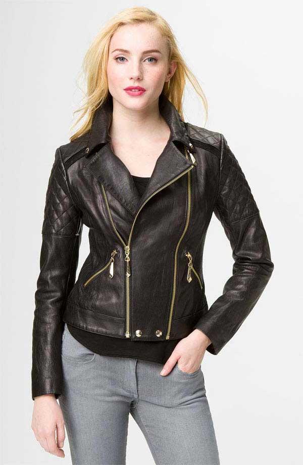 08121ca3d605f 2015 Bayan Deri Ceket Modelleri Moda, Dekorasyon, Kadın Sağlığı