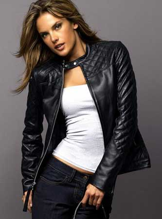 9ec742b3e626f 2015 Bayan deri ceket modelleri – Bayanin.