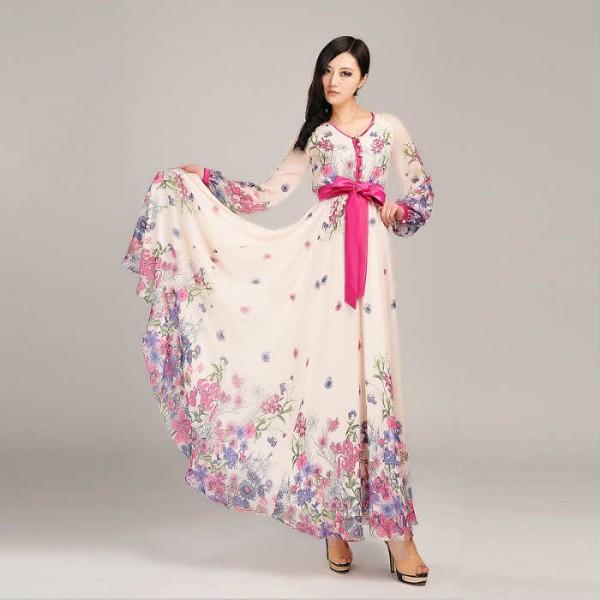 70c115b00e9f1 markalı tesettür yazlık elbise modelleri bayan \u203a Kap Modelleri …
