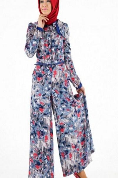 e3e4133923a74 Tulum Yeni Yazlık Tesettür Giyim Modelleri. Tesettür Abiye Modellerinde 2015  ...