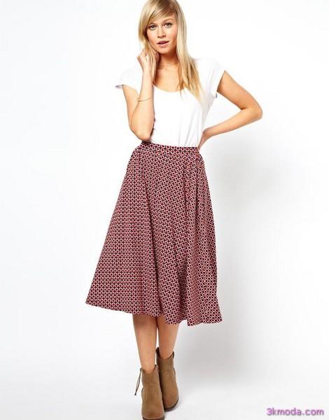 0bb87b8e21540 Diz altı elbise modelleri | 3K Moda