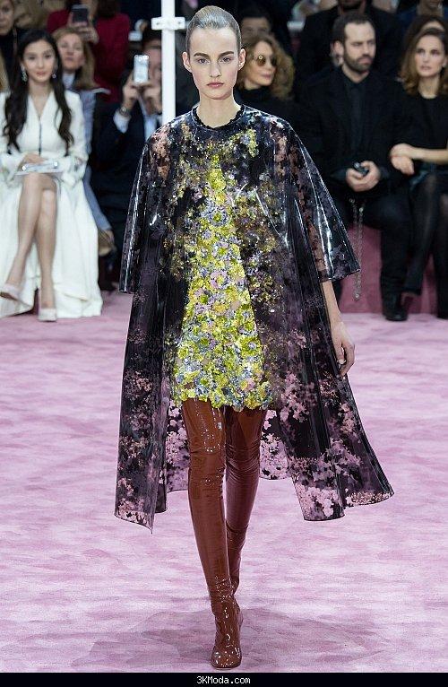 Christian Dior 2015 İlkbahar/Yaz Couture