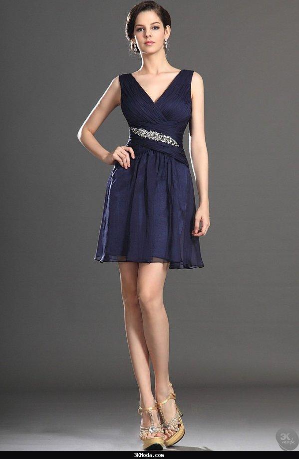 Kısa abiye elbise modelleri 2016
