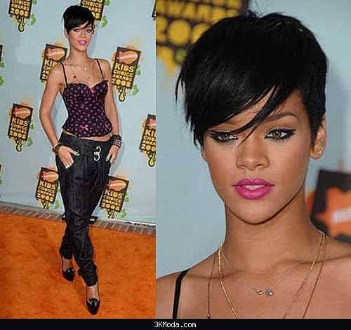Rihanna elbise modelleri 2016