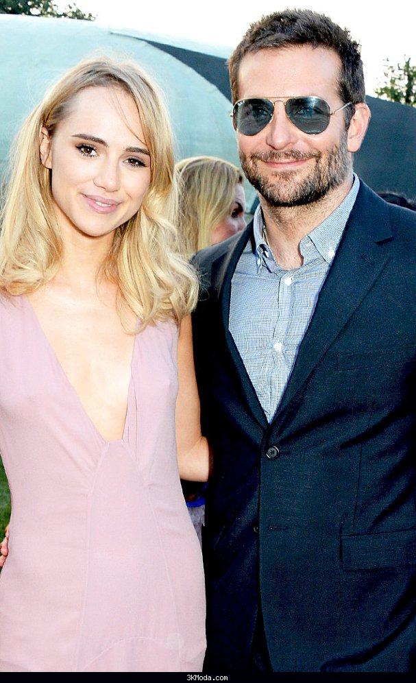 Suki Waterhouse Ve Bradley Cooper